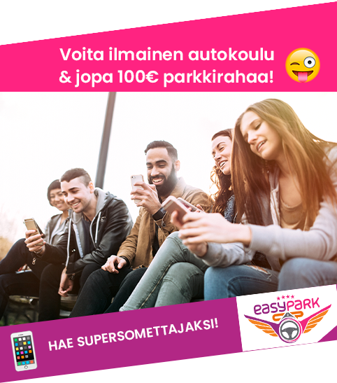 EasyPark Supersomettaja